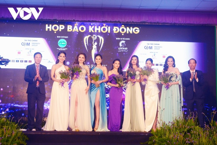 Miss Earth Vietnam 2021 launched  - ảnh 1