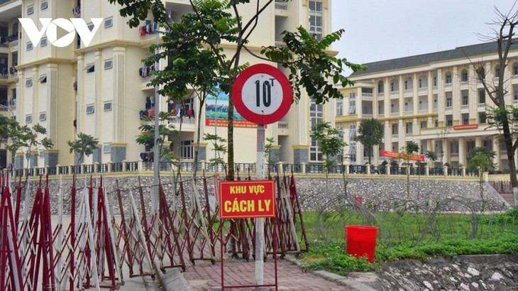 All returnees to Hanoi from pandemic-hit areas quarantined at dedicated facilities - ảnh 1
