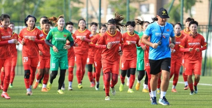 Vietnam to play three AFC Women's Asian Cup 2022 qualifiers - ảnh 1