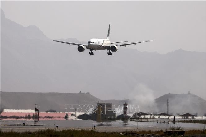 Taliban asks airlines to resume international flights to Afghanistan - ảnh 1