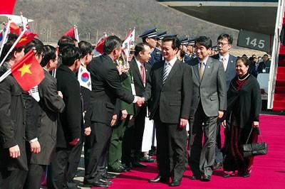 Thủ tướng dự hội nghị thượng đỉnh an ninh hạt nhân, thăm chính thức Hàn Quốc - ảnh 1