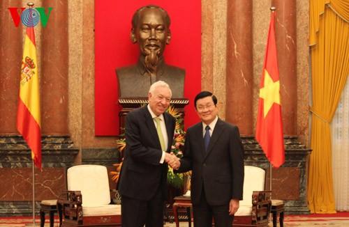Việt Nam - Tây Ban Nha thúc đẩy hợp tác trong lĩnh vực kinh tế, thương mại - ảnh 1