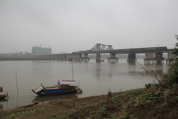 Cầu Long Biên qua tư liệu cũ của Pháp để lại - ảnh 2