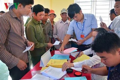 Đại biểu dân cử và chương trình hành động phục vụ nhân dân - ảnh 2