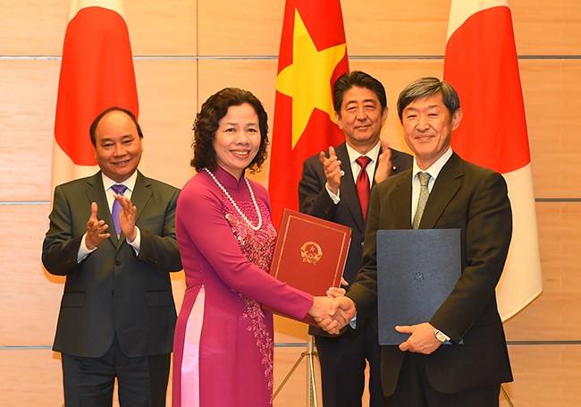 Việt Nam và Nhật Bản nhất trí tăng cường hợp tác trên nhiều lĩnh vực - ảnh 3