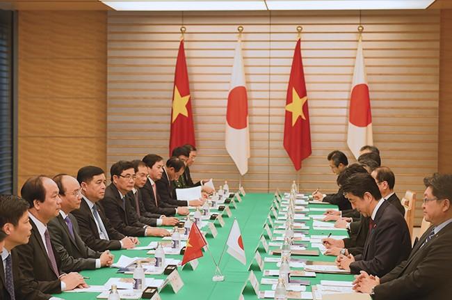 Việt Nam và Nhật Bản nhất trí tăng cường hợp tác trên nhiều lĩnh vực - ảnh 2