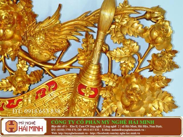 Về làng mộc Hải Minh, nơi sản xuất các sản phẩm theo phong cách cổ - ảnh 2