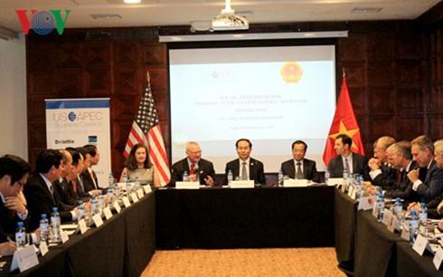 Việt Nam-Peru thúc đẩy hợp tác trên tất cả các lĩnh vực, đặc biệt là về viễn thông và dầu khí  - ảnh 3