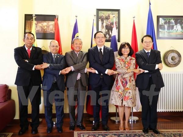 Việt Nam hoàn thành xuất sắc nhiệm kỳ Chủ tịch ACR tại Italy - ảnh 1