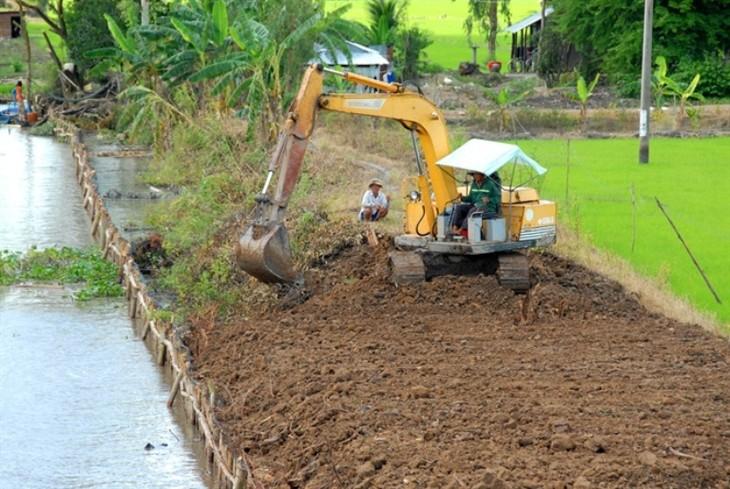 Quyết tâm mạnh mẽ phát triển bền vững Đồng bằng sông Cửu Long trước các thách thức biến đổi khí hậu - ảnh 2