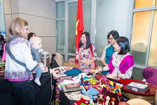 Quảng bá văn hóa Việt Nam tại Mỹ - ảnh 1
