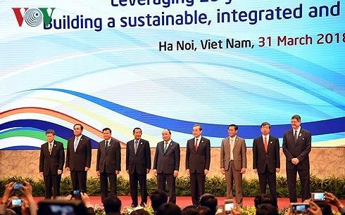 Tuyên bố chung Hội nghị Thượng đỉnh GMS 6 - ảnh 1