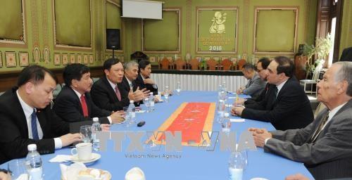 Việt Nam và Mexico trao đổi kinh nghiệm trên lĩnh vực thông tin đối ngoại - ảnh 1