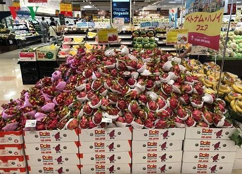 Tuần hàng Việt Nam – Hà Nội 2018 tại hệ thống siêu thị AEON ở Nhật Bản - ảnh 1