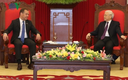 Việt Nam coi Nga là đối tác truyền thống hữu nghị, đối tác tin cậy - ảnh 2