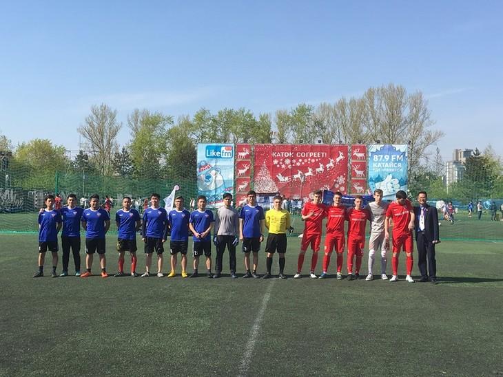 Khai mạc Đại hội thể thao sinh viên Việt Nam tại LB Nga - ảnh 9