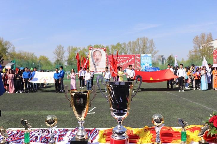 Khai mạc Đại hội thể thao sinh viên Việt Nam tại LB Nga - ảnh 2