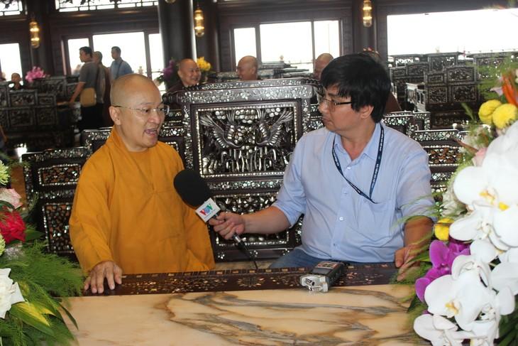 Lan tỏa tư tưởng Phật giáo trong quản trị toàn cầu và xây dựng xã hội phát triển bền vững - ảnh 1