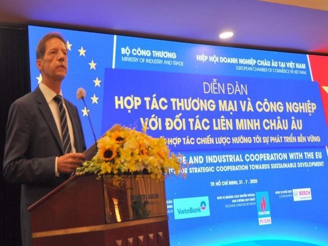 Hiệp định EVFTA đến đúng thời điểm vàng cho Việt Nam - ảnh 1