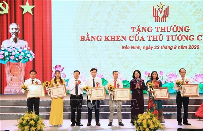 Đại hội Thi đua yêu nước tỉnh Bắc Ninh - ảnh 1