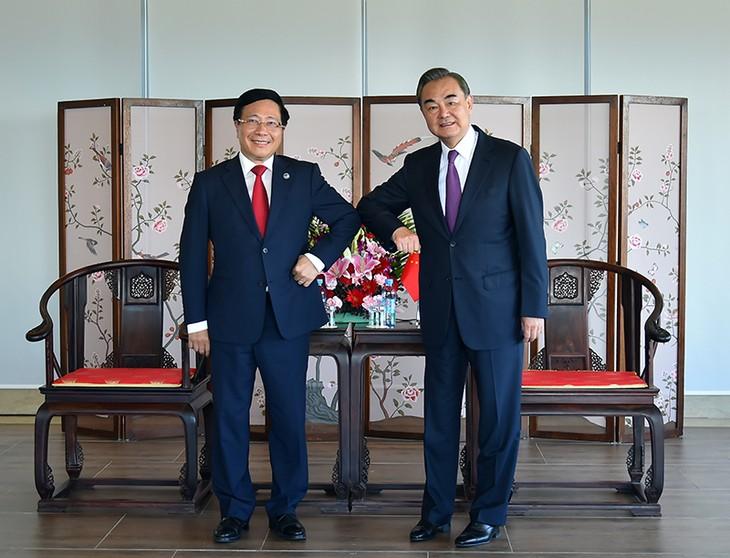 Việt Nam, Trung Quốc tiếp tục hoàn thiện cơ chế hợp tác quản lý biên giới - ảnh 4