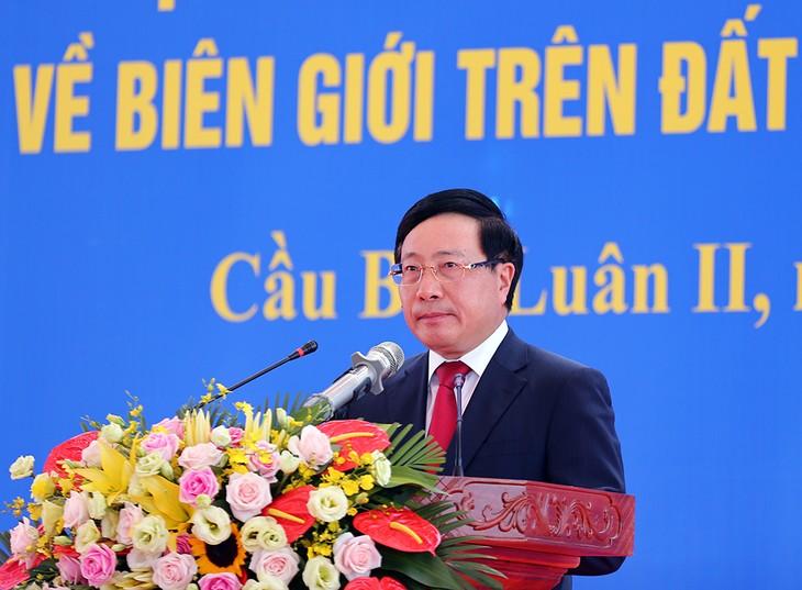 Việt Nam, Trung Quốc tiếp tục hoàn thiện cơ chế hợp tác quản lý biên giới - ảnh 2