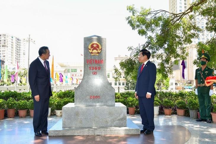 Việt Nam, Trung Quốc tiếp tục hoàn thiện cơ chế hợp tác quản lý biên giới - ảnh 1
