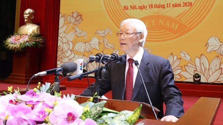 Đại đoàn kết dân tộc là chủ trương chiến lược trong đường lối cách mạng của Đảng Cộng sản Việt Nam - ảnh 2