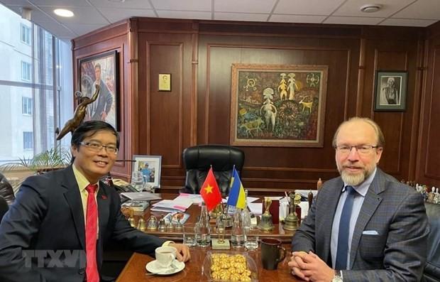 Việt Nam là đối tác quan trọng của Ukraine trong ASEAN - ảnh 1