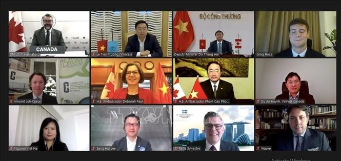 Tiềm năng lớn để phát triển quan hệ thương mại - đầu tư giữa Việt Nam và Canada - ảnh 1