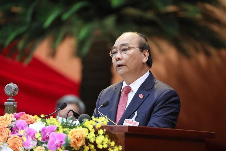Khai mạc Đại hội XIII của Đảng: Thế và lực của Việt Nam không ngừng được nâng cao - ảnh 3