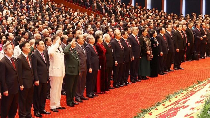 Khai mạc Đại hội XIII của Đảng: Thế và lực của Việt Nam không ngừng được nâng cao - ảnh 1