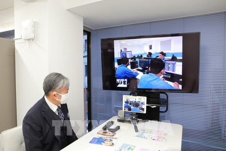 Doanh nghiệp Nhật Bản đánh giá cao kỹ năng làm việc của các kỹ sư Việt Nam - ảnh 1