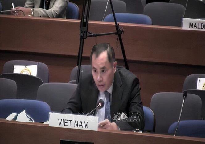 Việt Nam đề nghị giải pháp khắc phục tác động tiêu cực của dịch COVID-19 đối với người di cư - ảnh 1