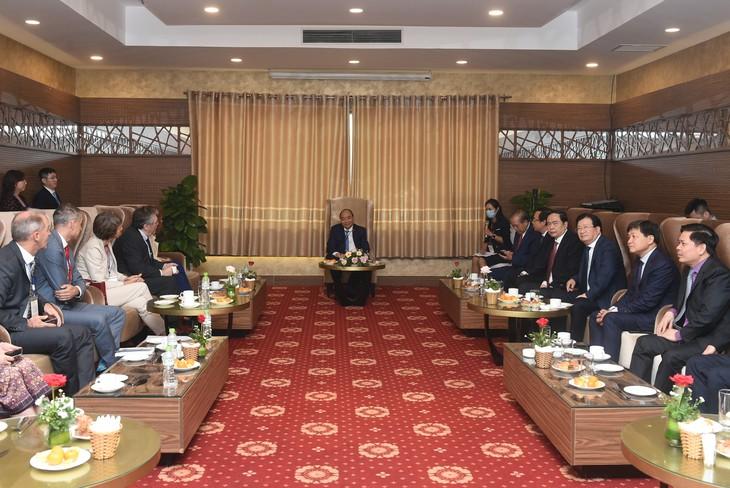 Thủ tướng Nguyễn Xuân Phúc: Vai trò quốc tế trong bảo vệ dòng sông xuyên quốc gia rất quan trọng - ảnh 1