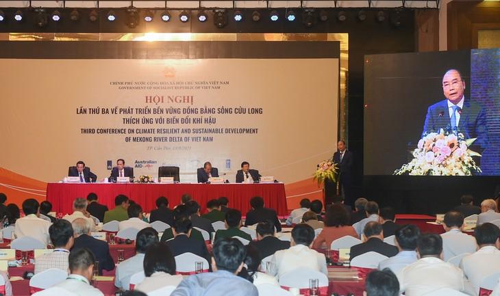 Thủ tướng nêu chiến lược '8G' trong phát triển ĐBSCL - ảnh 2