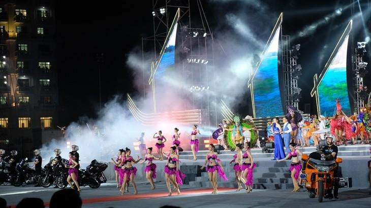 Thanh Hoá: sôi động đêm lễ hội du lịch biển Sầm Sơn 2021 - ảnh 1