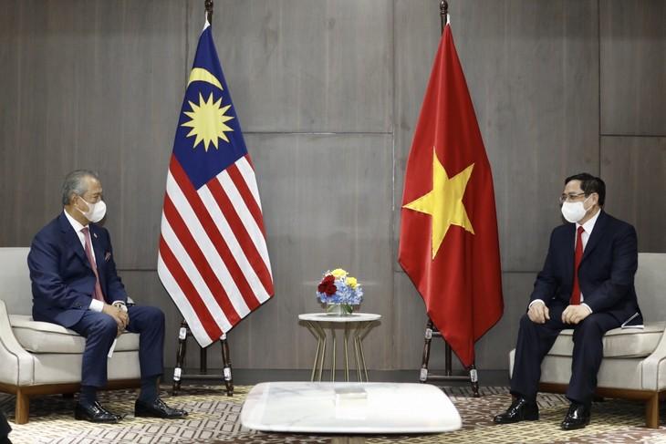 Nhìn lại chuyến công du nước ngoài đầu tiên của Thủ tướng Phạm Minh Chính - ảnh 17