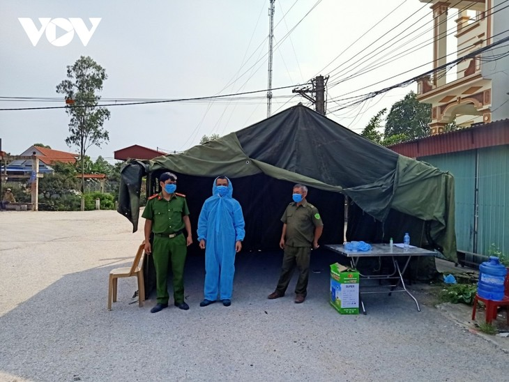 Thêm 2 người ở Hà Nam dương tính với SARS-COV2 - ảnh 1
