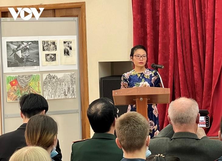 Hội hữu nghị Nga - Việt tổ chức kỷ niệm 46 năm ngày giải phóng Miền Nam - ảnh 2