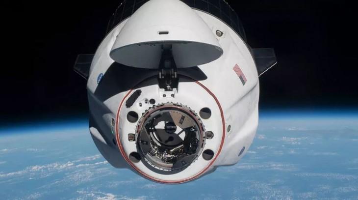Tàu vũ trụ đưa 4 phi hành gia từ Trạm Vũ trụ Quốc tế trở về Trái Đất - ảnh 1