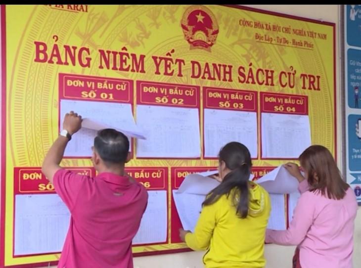 Tỉnh Gia Lai sẵn sàng cho ngày bầu cử - ảnh 2