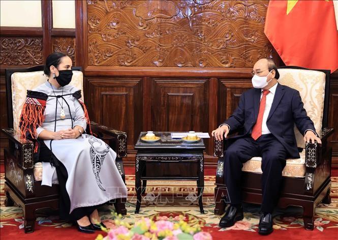 Quan hệ Việt Nam – New Zealand phát triển mạnh mẽ và sâu rộng - ảnh 1