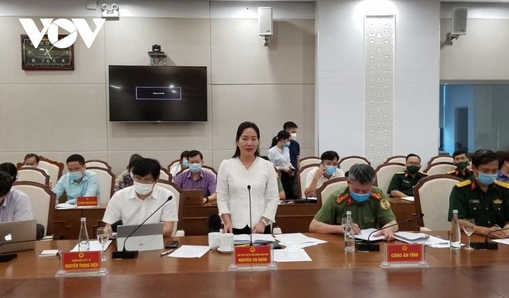 Bộ Y tế làm việc với tỉnh Quảng Ninh về phương án cách ly y tế 7 ngày đối với người nhập cảnh - ảnh 2