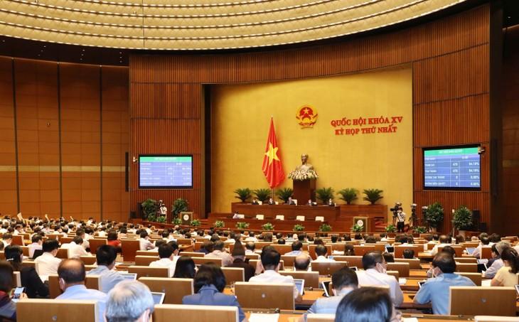 Chính phủ trình Quốc hội về kế hoạch đầu tư công trung hạn giai đoạn 2021-2025 - ảnh 1