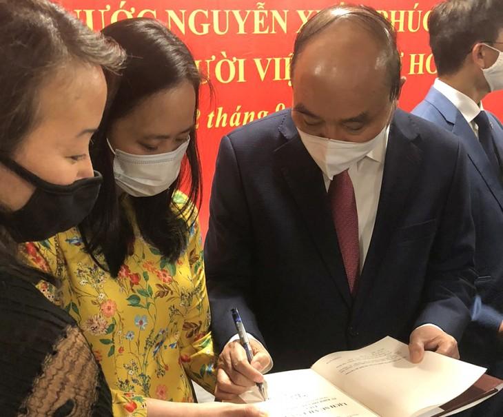 Việt Nam tiếp tục coi Hoa Kỳ là một trong những đối tác hàng đầu, mong muốn đưa quan hệ hai nước lên tầm cao mới - ảnh 2