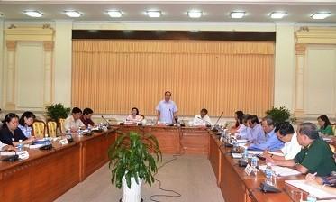 TP.Hồ Chí Minh nâng mức ưu đãi người có công với cách mạng  - ảnh 1