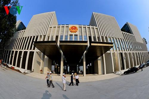 Khai mạc Kỳ họp thứ 8, Quốc hội Khóa XIII  - ảnh 1