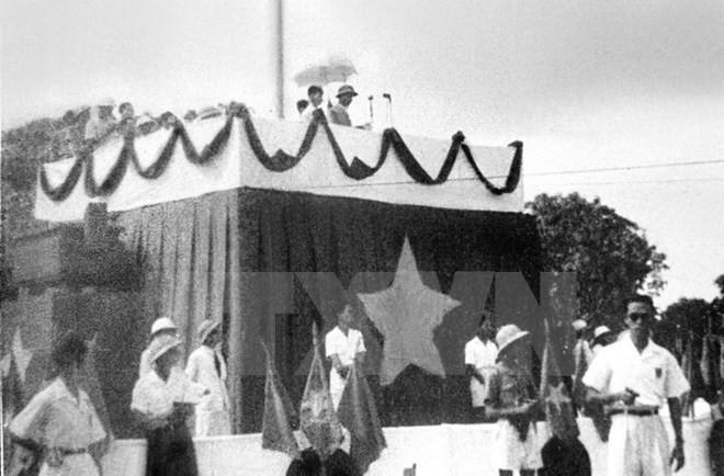 Ngày 2/9/1945 qua lăng kính của nhà nghiên cứu Lào - ảnh 1