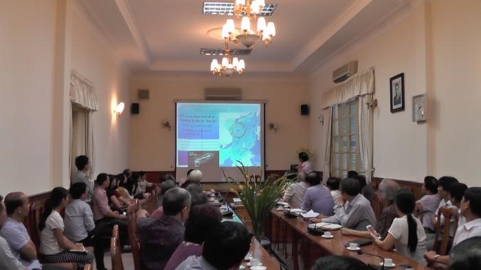 Bảo vệ môi trường biển: Tọa đàm về tình hình Biển Đông và phán quyết của Tòa trọng tài  - ảnh 1